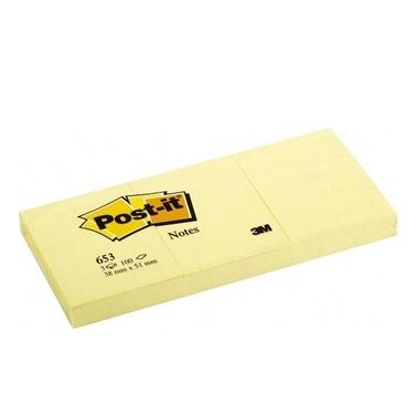 3M Not Kağıdı Sarı Renkli